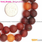 "Frost Round Dream Lace Agate DIY Jewelry Making Loose Beads Strand 15"",SD9341-V"