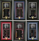 Choose Stanley Cup Champion Team Legacy Supreme Bronze Coin Panoramic Photo Mint