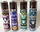 #74  Clipper Lighter Lighters Angry Snarling Growling War Lords Single/Full Set