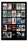 Framed James Bond 007 Movie Posters Including Spectre Poster New £29.95 GBP on eBay