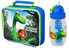 OFFICIAL THE GOOD DINOSAUR LUNCH BAG OR BOTTLE OR SET SCHOOL KIDS GIFT XMAS NEW