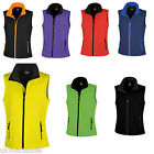 Result Core Ladies Soft Shell Bodywarmer - S to XXL - RS232F - 7 GREAT COLOURS