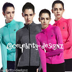 spj1 Celebrity Fashion Light Weight Fitted Sports Gym Running Jacket Activewear