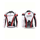 Mens Windproof Cycling Jersey Warm Fleece Outside Thermal Bike Bicycle Clothing