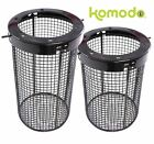 Reptile Heat Guard Komodo Ceramic & Basking Light Bulb Vivarium Lamp Safety Cage