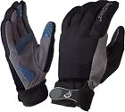 SealSkinz Women's All Weather Cycle Gloves - Black