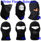 Winter Neck Warm Fleece Balaclava Face Mask Hat Cap Motorcycle Ski Bicycle Sport