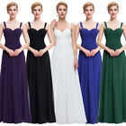 Sexy Formal Long Strap Dress Prom Evening Party Cocktail Bridesmaid Grad Dresses