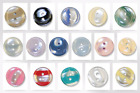 Impex Polyester Stripe Buttons (G2798-M)