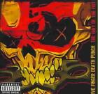 FIVE FINGER DEATH PUNCH - THE WAY OF THE FIST [PA] USED - VERY GOOD CD