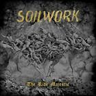 SOILWORK - THE RIDE MAJESTIC USED - VERY GOOD CD