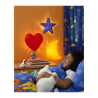 Ikea Childrens SMILA Wall Lights Choice of Balloon Flower Heart Moon Star NEW