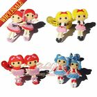 100pairs Lalaloopsy Girls Hair clips,girls Hairpins,Hair Accessories,Hair Ropes