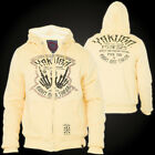 YAKUZA Jacke Fckers JB-7033 Banana Cream Gelb Jacken