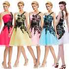 Grace Karin Short Formal Evening Ball Gown Cocktail Party Prom Bridesmaid Dress