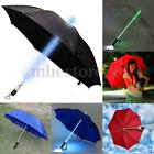 Color Changing Cool LED Umbrella Light Flash Night Protection Children Gift