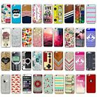 2016 New Fashion Pattern TPU Soft Slim Phone Case Cover for Apple iPhone Model