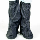 MY Motorbike Bike Cycling Nylon Waterproof Boot Shoe Cover Biker Rain Gear 5-11
