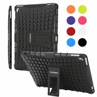 Shockproof Military Heavy Duty Stand Case Cover For Apple Ipad 3/4 Mini Air Pro