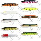 ABU HI-LO FLOATING WOBBLER 26g 110MM PIKE LURE NEW COLOURS