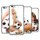 HEAD CASE DESIGNS FOOTBALL BABES HARD BACK CASE FOR APPLE iPHONE PHONES