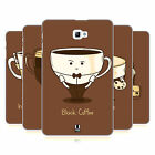 HEAD CASE DESIGNS COFFEE PERSONALITIES HARD BACK CASE FOR SAMSUNG TABLETS 1
