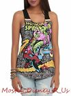 New Marvel Spider Man Comic #200 Girls Racer Back Tank Top Juniors S-XXL Shirt