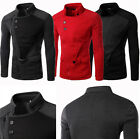 Winter Men's Korean Slim Fit Coat Jacket Outerwear Overcoat Warm Blazer Tops hot