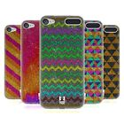 HEAD CASE DESIGNS GLITTERING PATTERNS SOFT GEL CASE FOR APPLE iPOD TOUCH MP3