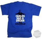 Carlos Carvalhal Had A Dream Song Sheffield Wednesday Football T-Shirt