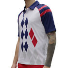 BRAX GOLF FUNKTIONSPOLO POLO POLOSHIRT HERREN PHILO COOLTECH WHITE-BLUE-RED