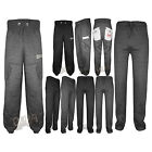 Mens Jogging Running Gym Trousers Tracksuit Joggers Jog Suit Pants Track Bottoms
