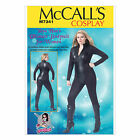 McCall's 7341 Sewing Pattern to MAKE Yaya Han Female Bodysuit Plus Size Cosplay