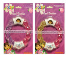*DORA THE EXPLORER Baby Girl COOL TEETHER 0-18 Months BPA FREE New! *YOU CHOOSE*