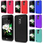Soft Silicone Gel Rubber Skin Case Cover For LG K7 / Tribute 5 / Treasure LTE