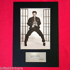 ELVIS PRESLEY JAIL HOUSE ROCK Autograph Mounted Photo REPRO QUALITY PRINT A4 409