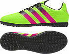 Adidas Ace 16.3 Astro Turf Junior Football Trainers - Green