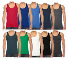 American Apparel 50/50 Tank Top, Men's UNISEX T-Shirt, Tee, 100% AUTHENTIC
