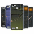 HEAD CASE DESIGNS JEANS POCKET SOFT GEL CASE FOR HUAWEI G8 MINI