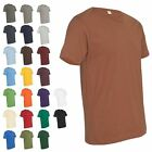 Next Level Premium Crew Men's Soft Short Sleeve Fitted T-Shirt Plain Tee 3600