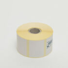 45mm x 35mm White Labels for Zebra, Citizen, Toshiba etc
