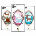 HEAD CASE DESIGNS WINTER ANIMALS SOFT GEL CASE FOR SONY XPERIA Z5 COMPACT