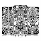 HEAD CASE DESIGNS JAPANESE DEVIL MASK BLACK AND WHITE CASE FOR APPLE iPHONE 5C