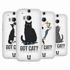 HEAD CASE DESIGNS GOT CAT SOFT GEL CASE FOR HTC ONE M8 M8S