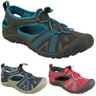 LADIES RUNNING TRAINERS WOMENS FITNESS GRIP SOLE GYM SPORTS SANDALS SHOES SIZE
