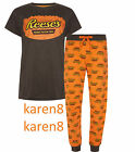 Reeses Ladies Pyjamas Primark T Shirt Lounge Pants