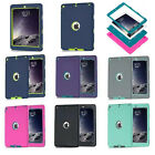 New Robot Shockproof Armor Protective Shell Case for Apple iPad Air 2 iPad 6