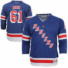 Rick Nash New York Rangers Reebok Youth Replica Player Hockey Jersey Blue