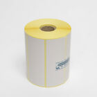 102mm x 38mm WHITE Direct Thermal Labels 1,000 per roll for Zebra type printer
