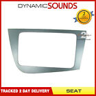 CT23ST11 Seat All Models Car Stereo Double Din Fascia Facia Adpator Panel Plate
